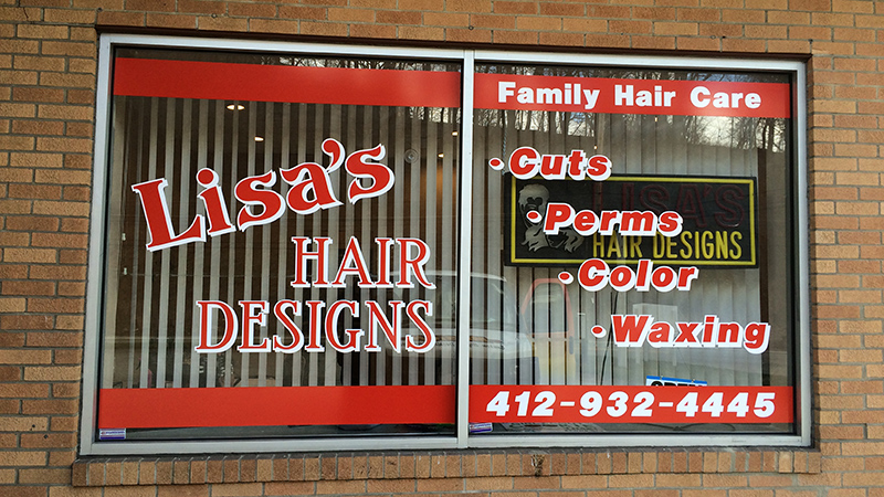 Window Graphics, Benefits of Window Graphics, Window Lettering, Business signs, Window signage, window decals, window clings, pittsburgh window graphics, Pittsburgh printing, digitally printed signs, digitally printed window graphics, Pittsburgh Signs