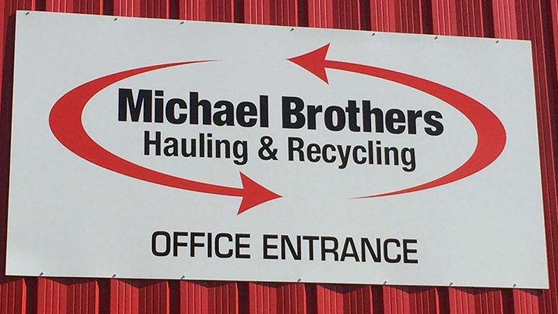 Aluminum Signs, Aluminum Signage, Pittsburgh Aluminum Signs, Industrial Signs, Durable signs, Pittsburgh Commercial Signs, All-weather signs, custom signs, business signs, outdoor signs, metal sign, signage, digitally printed signs, digitally printed meta